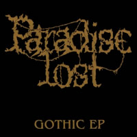 Gothic E.P. cover artwork