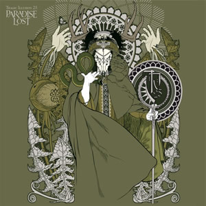 Tragic Illusion 25 cover artwork
